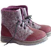 Обувь ручной работы handmade. Livemaster - original item Boots for fall.. Handmade.