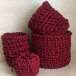 Baskets for beauty (AlenaKivest) - Ярмарка Мастеров - ручная работа, handmade