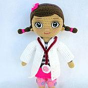 Куклы и игрушки ручной работы. Ярмарка Мастеров - ручная работа Доктор Плюшева. Handmade.