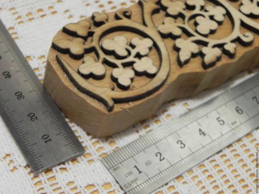 штамп для ткани