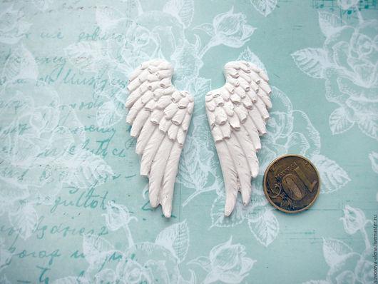 Открытки и скрапбукинг ручной работы. Ярмарка Мастеров - ручная работа. Купить Крылья большие. Handmade. Белый, крылья ангела, крылья