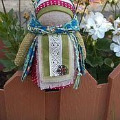 Куклы и игрушки ручной работы. Ярмарка Мастеров - ручная работа Народная обережная куколка Крупеничка. Handmade.