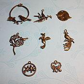 Материалы для творчества handmade. Livemaster - original item A set of hangers