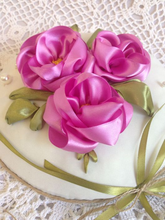 Текстиль, ковры ручной работы. Ярмарка Мастеров - ручная работа. Купить Набор ' весенние цветы '. Handmade.