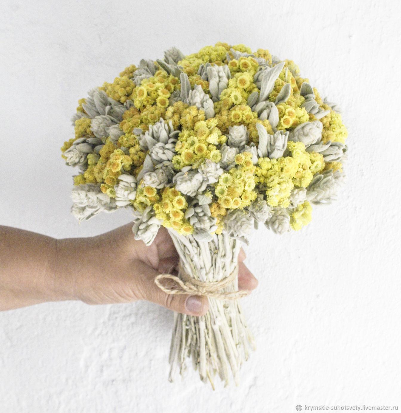 Букет из сухоцветов, Букеты, Бахчисарай,  Фото №1