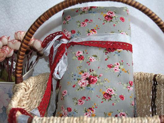 Шитье ручной работы. Ярмарка Мастеров - ручная работа. Купить Японская ткань серая в розы. Handmade. Ткань, американские ткани