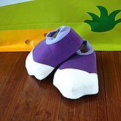 Ботинки ручной работы. Ярмарка Мастеров - ручная работа Ботинки: Обувь для аниматоров объемная. Handmade.