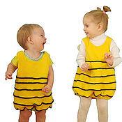 """Работы для детей, ручной работы. Ярмарка Мастеров - ручная работа Костюм """"Пчелка"""". Handmade."""