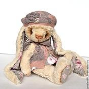 Куклы и игрушки ручной работы. Ярмарка Мастеров - ручная работа Зая тедди. Handmade.