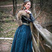 """Одежда ручной работы. Ярмарка Мастеров - ручная работа Авторское платье """"Царская ночь"""". Handmade."""