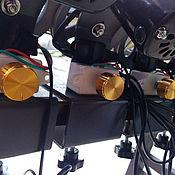 Материалы для творчества ручной работы. Ярмарка Мастеров - ручная работа моталка для перемотки пряжи с электродвигателем. Handmade.