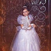 Платья ручной работы. Ярмарка Мастеров - ручная работа Бальное платье для девочки. Handmade.