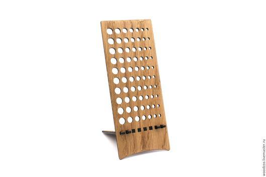 Для телефонов ручной работы. Ярмарка Мастеров - ручная работа. Купить Подставка для телефона iPhone 6 (Круги). Handmade. Iphone