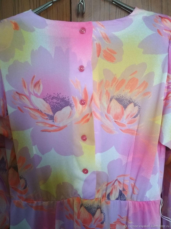 Винтаж: Платье размер 48, винтаж, Винтажная одежда, Гальбштадт, Фото №1