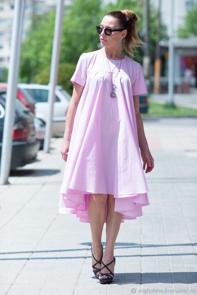 Summer Cotton Dress - DR0208CT, Dresses, Sofia,  Фото №1