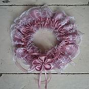 """Свадебный салон ручной работы. Ярмарка Мастеров - ручная работа Подвязка """"Pink"""". Handmade."""