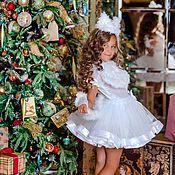 """Одежда ручной работы. Ярмарка Мастеров - ручная работа Одежда: Новогодний костюм """"Гламурная кошечка"""". Handmade."""