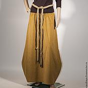 Одежда ручной работы. Ярмарка Мастеров - ручная работа Юбка Катана. Handmade.