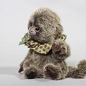 Куклы и игрушки ручной работы. Ярмарка Мастеров - ручная работа Обезьянка игрунка Тото. Handmade.