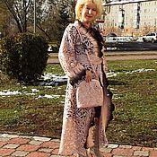 """Одежда ручной работы. Ярмарка Мастеров - ручная работа Пальто """"Вереск"""". Handmade."""