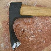 Материалы для творчества handmade. Livemaster - original item Adze chopping. Handmade.