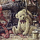 Аппликации, вставки, отделка ручной работы. Ярмарка Мастеров - ручная работа. Купить Нашивка (холст) - 1-227. Handmade. Скрап