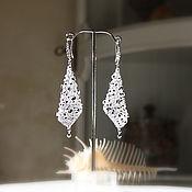 "Украшения handmade. Livemaster - original item Earrings ""Dragonfly"". Handmade."