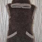 Одежда ручной работы. Ярмарка Мастеров - ручная работа толстовки женские пуховые. Handmade.