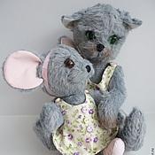 Куклы и игрушки ручной работы. Ярмарка Мастеров - ручная работа Лучшие подружки.. Handmade.
