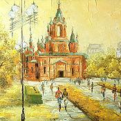Картины и панно handmade. Livemaster - original item organ hall in Chelyabinsk. Handmade.