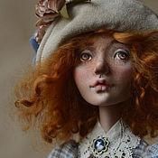 Куклы и игрушки handmade. Livemaster - original item Collectible kitty doll. series