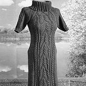 Одежда handmade. Livemaster - original item dress knitted.