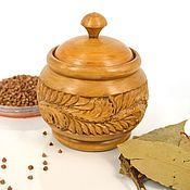 Для дома и интерьера handmade. Livemaster - original item Carved wooden Bank, money-box, rustic style. Handmade.
