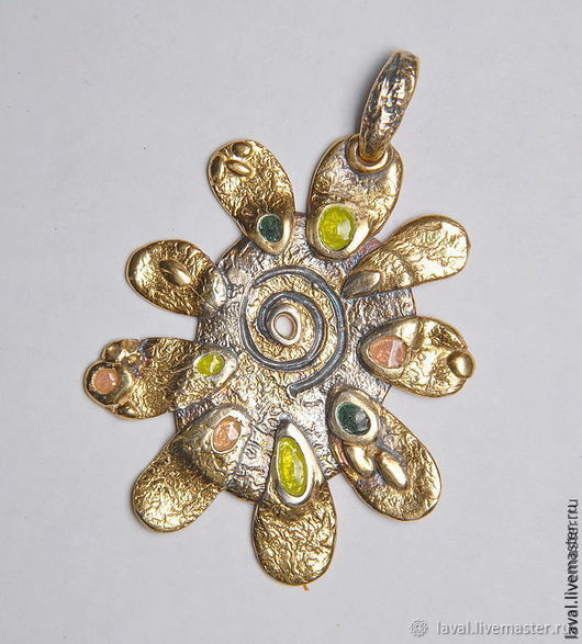 'SUMMER' - pendant, Pendants, Kurgan,  Фото №1