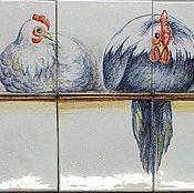 Для дома и интерьера handmade. Livemaster - original item Panels for kitchen