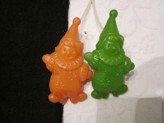 Винтажные куклы и игрушки. Ярмарка Мастеров - ручная работа. Купить 1-72-К-Я )Елочные игрушки клоуны 60-е года Винтаж. Handmade.