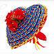 Подарки для влюбленных ручной работы. Ярмарка Мастеров - ручная работа. Купить Букет Сердце из жвачек Love is. Handmade. жвачка