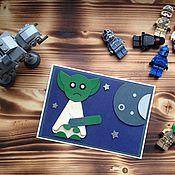 Открытки ручной работы. Ярмарка Мастеров - ручная работа Открытка для детей. Handmade.