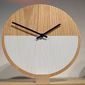 Часы классические ручной работы. Ярмарка Мастеров - ручная работа Часы классические из дерева. Handmade.