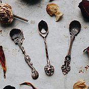 Материалы для творчества ручной работы. Ярмарка Мастеров - ручная работа Кофейные ложечки 3 вида. Handmade.