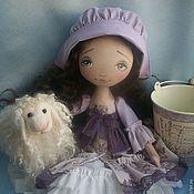 Куклы и игрушки ручной работы. Ярмарка Мастеров - ручная работа Лаванда. Handmade.