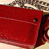 Сумки и аксессуары handmade. Livemaster - original item Bags: handbag pocket. Handmade.