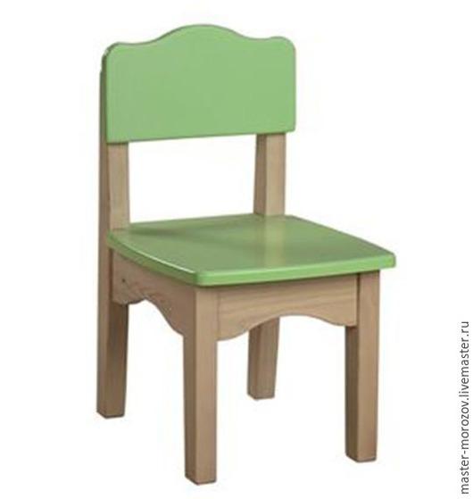Детская ручной работы. Ярмарка Мастеров - ручная работа. Купить стульчик. Handmade. Детская мебель, стульчик, ручная работа