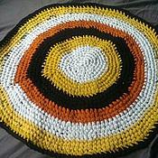 Для дома и интерьера ручной работы. Ярмарка Мастеров - ручная работа Коврик пчелка. Handmade.