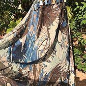 Одежда handmade. Livemaster - original item Floor-length dress, designer dress. Handmade.