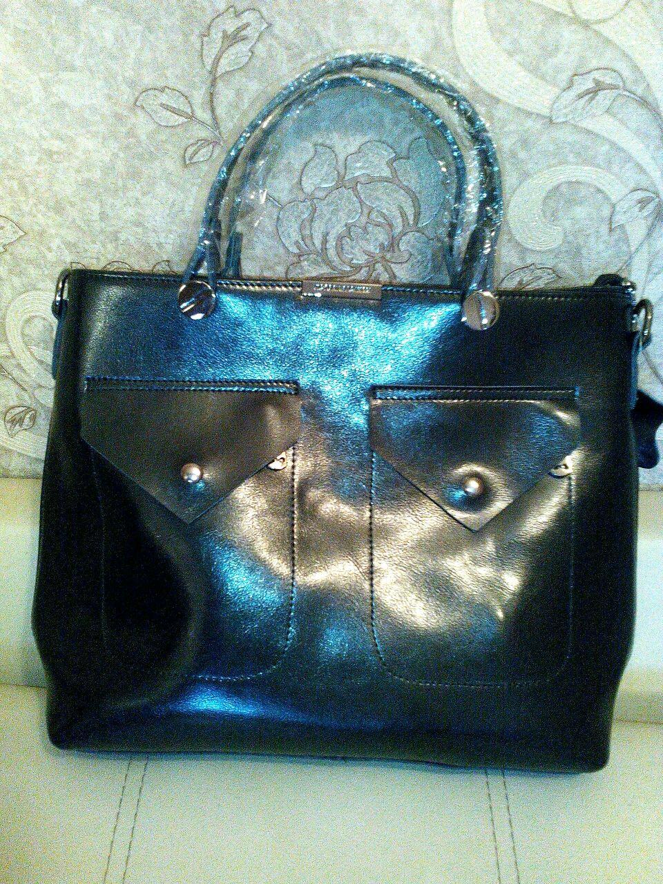 Украшения для кожаных сумок