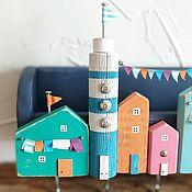 Для дома и интерьера handmade. Livemaster - original item Housekeeper driftwood City of happiness. Handmade.