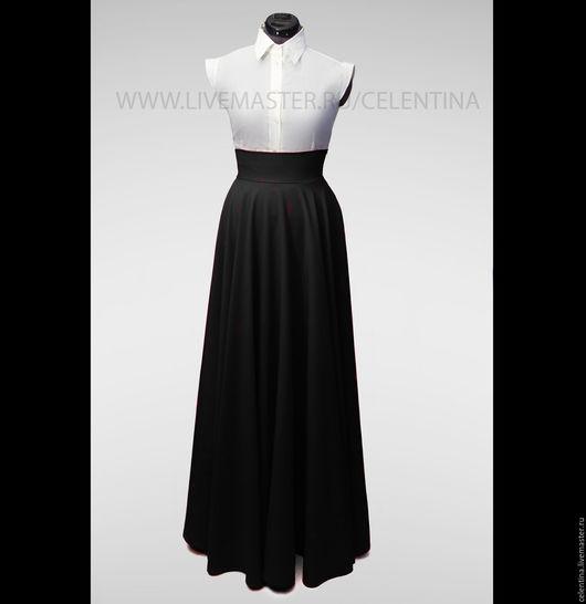 Юбка в пол, длинная юбка, юбка макси, пышная юбка, юбка из габардина, юбка со складками, юбка солнце, юбка длинная в пол, длинная юбка, макси юбки, черная юбка, юбка длинная, юбка пышная, модная юбка