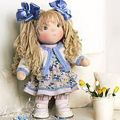 Куклы и игрушки ручной работы. Ярмарка Мастеров - ручная работа Каролина. Handmade.