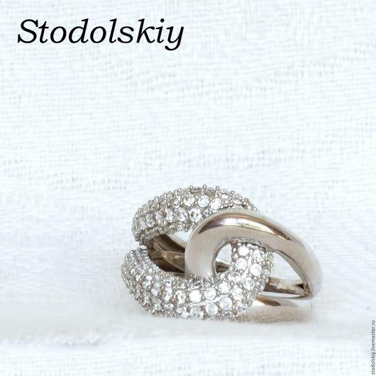 Кольца ручной работы. Ярмарка Мастеров - ручная работа. Купить Серебряное кольцо. Handmade. Серебряный, кольцо, серебряное кольцо